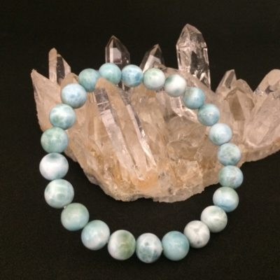 平和と愛情に包まれる』ラリマーの天然石パワー